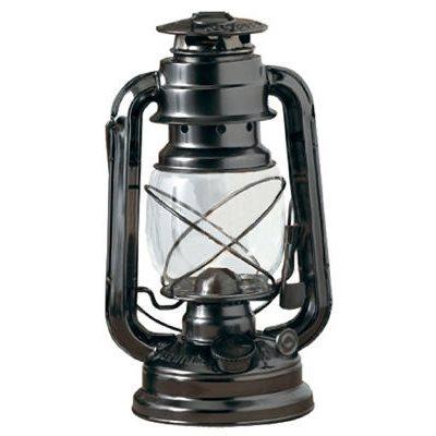 2   15 · Dietz #1 Little Wizard Oil Lamp Burning Lantern Red With Gold Trim)