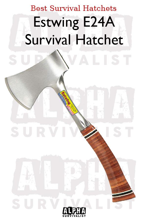 Estwing E24A Survival Hatchet