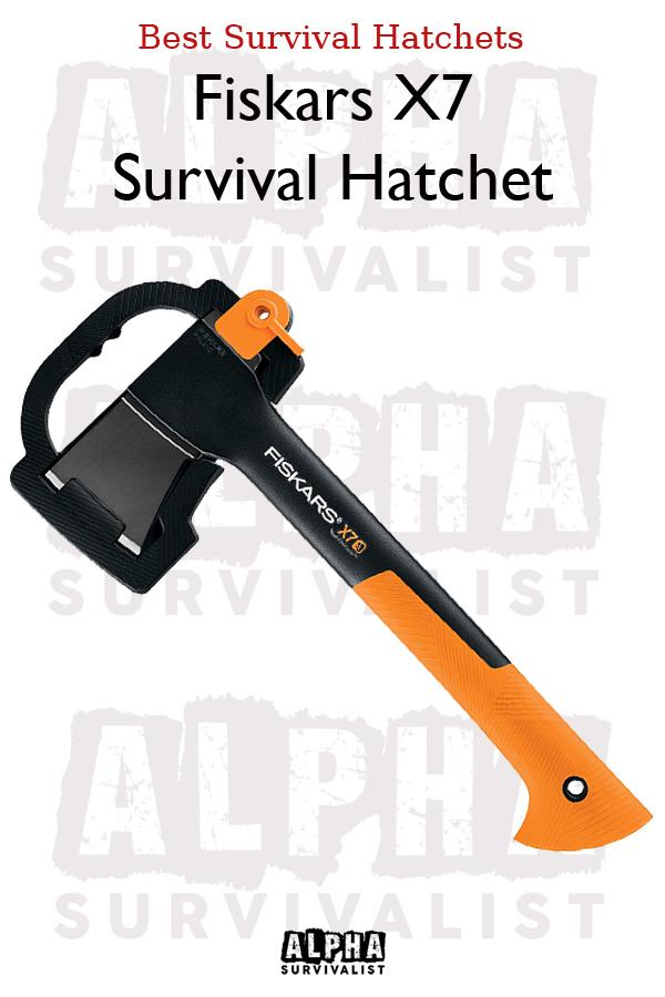 Fiskars X7 Survival Hatchet