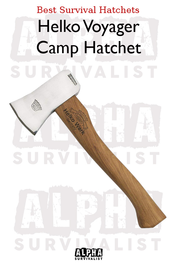 Helko Voyager Camp Hatchet
