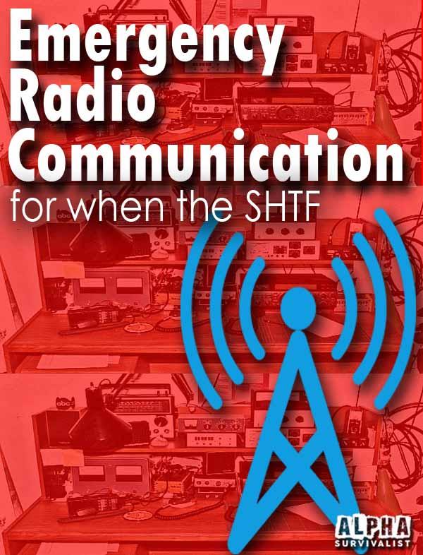 Emergency Radio Communication
