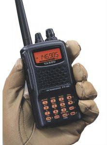 Yaesu FT-60R Dual-Band Handheld