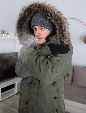 Maintaibng Body Temperature in Cold Weather