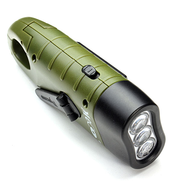 MECO Solar Flashlight