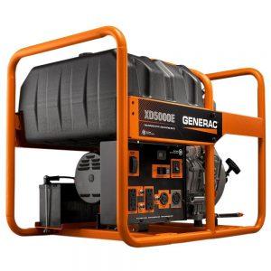 GENERAC XD5000E Portable Diesel Generator
