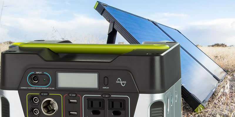 Solar Generator and Solar Panels